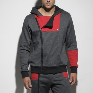 SP098 URBAN FLEECE HOODY