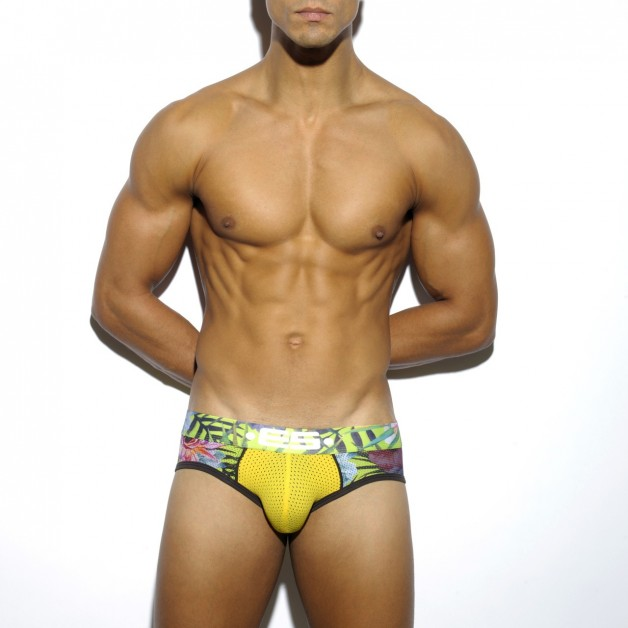 UN168 TROPICAL MESH BRIEF