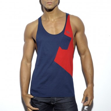 TS180 BIAS TANK TOP
