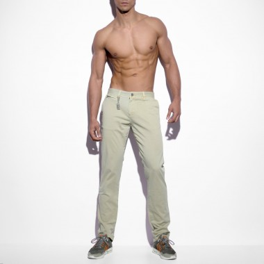 ESJ12 COTTON CHINO PANT