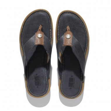 SNL22 LEATHER FLIP FLOP