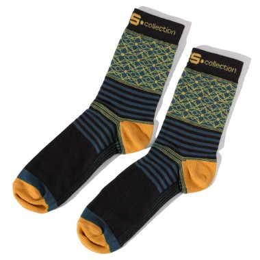 SCK05 COLOR STRAIGHT SOCK
