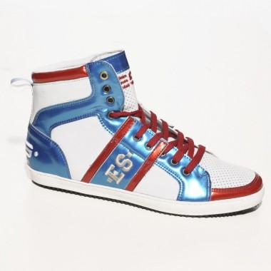 SNH12 HI-TOP SNEAKERS
