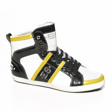 SNH13 HI-TOP SNEAKERS
