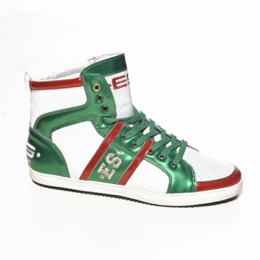 SNH11 HI-TOP SNEAKERS