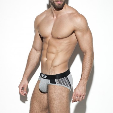 UN288 STRIPES MODAL BRIEF