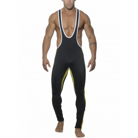 SP072 ONE PIECE RUNNING SINGLET