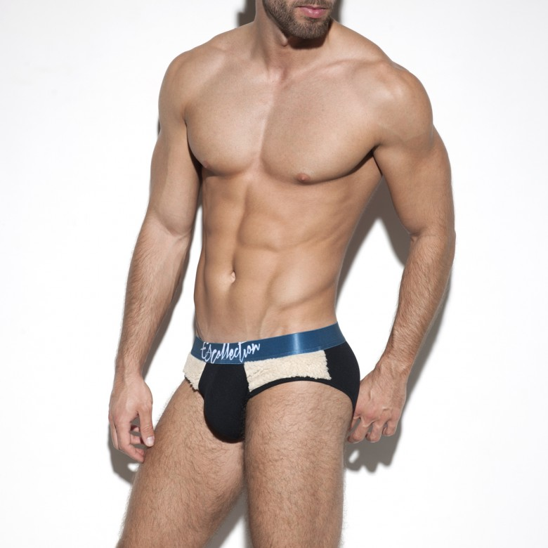 UN282 SHEEPSKIN BRIEF