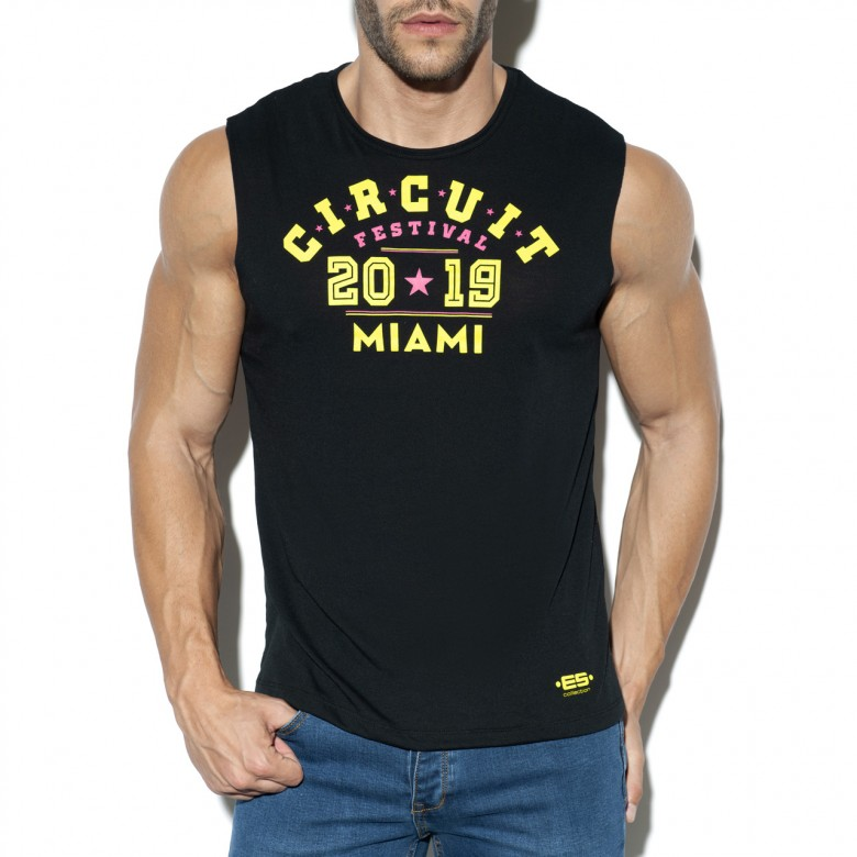 TS262 CIRCUIT MIAMI TANK TOP