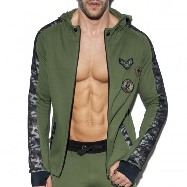SP220 ARMY PADDED SPORT JACKET