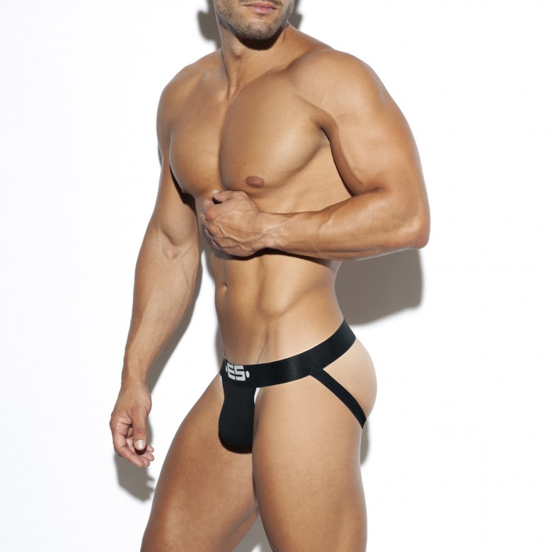 UN392 BASIC COTTON JOCK