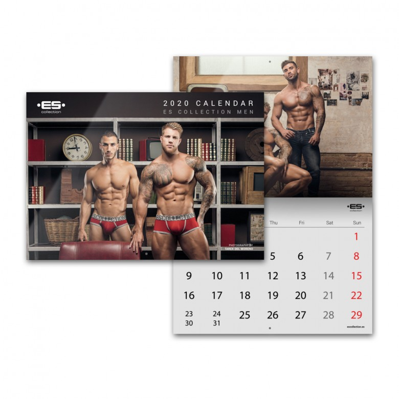 ESCAL ES COLLECTION CALENDAR 2020