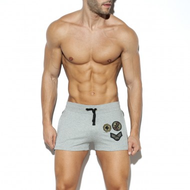 SP222 ARMY PADDED SPORT SHORTS