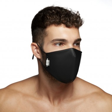 AC119 FETISH TAPE MASK