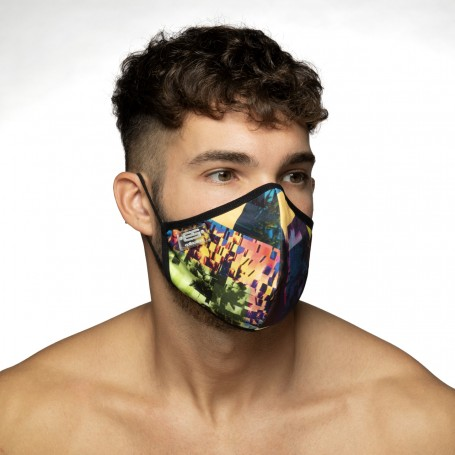 AC102 ABSTRACT MASK