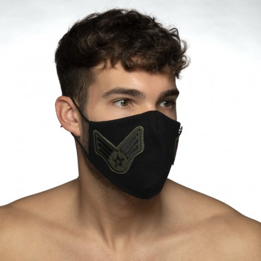 AC128 ARMY SHIELD FACE MASK