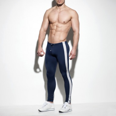 SP157 ATHLETIC STRIPE TIGHTS