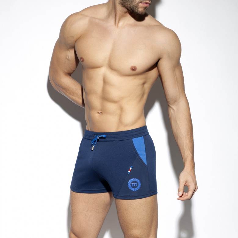 SP249 FIT FLAG SHORT SHORTS