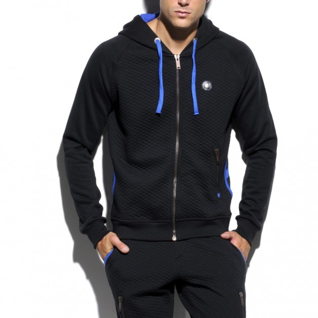 SP093 COMBINED PADDED HOODY