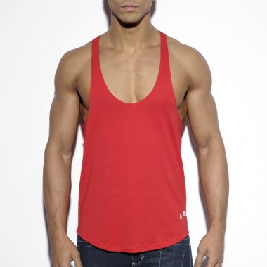 TS160 FITNESS PLAIN TANK TOP