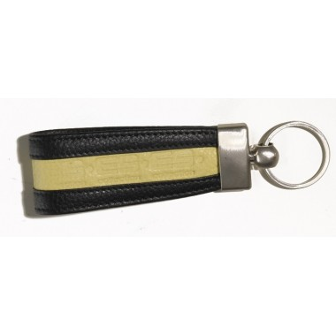 KYC01 LEATHER KEYCHAIN