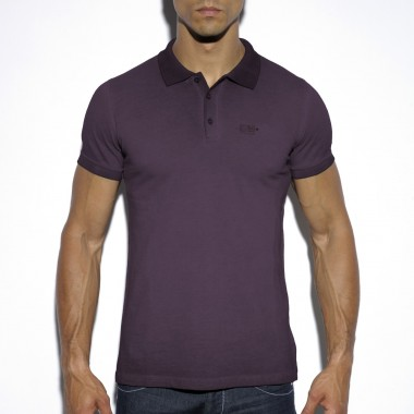 POLO18 STONE WASHED POLO