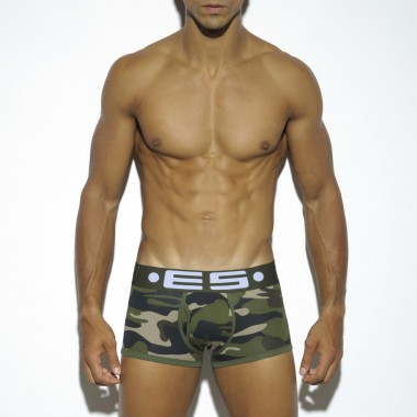427 BASIC COTTON BOXER