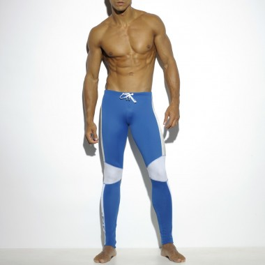 SP108  SILVER  RUNNING   PANTS