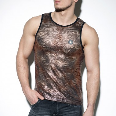 TS214 COPPER TANK TOP