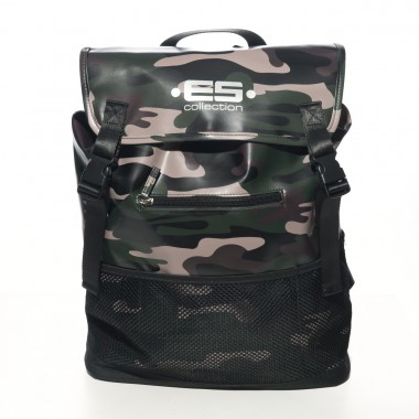 AC071 CAMOUFLAGE BACKPACK
