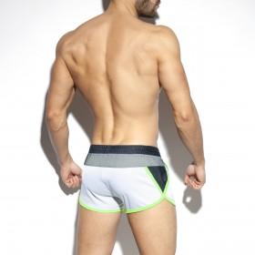 TS194 时尚基本款 优质棉制 健身背心