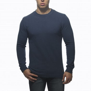 SWT007 BASIC CREW NECK SWEATER