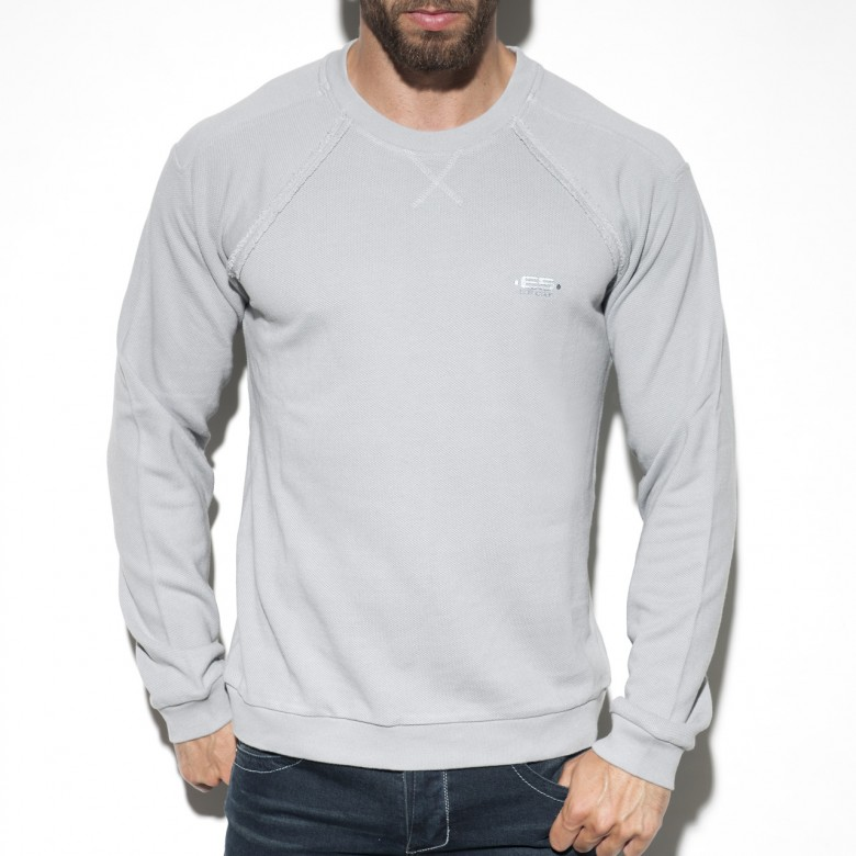 SWT12 COTTON KNIT SWEATSHIRT